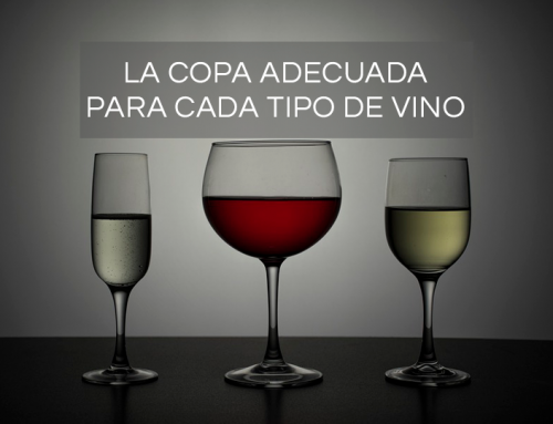 ¿Cuál es la copa adecuada para cada tipo de vino?