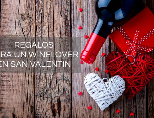 Qué regalar por San Valentín a un winelover