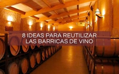 Todos conocemos una de las principales funcionalidades de las barricas, sobre todo si eres un winelover. Las barricas se utilizan para que el vino se oxigene y adquiera todo su sabor. Pero las barricas pueden servir para mucho más que eso. Tan solo hay que usar la imaginación y tener destreza. Así que, en este post, te vamos ayudar dándote varias ideas originales para reutilizar las barricas de vino. ¡Empezamos!