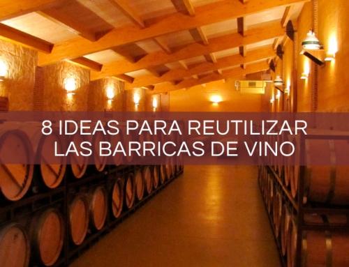 8 ideas para reutilizar las barricas de vino